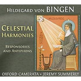 Hildegard Von Bingen: Celestial Harmonies - Responsories and Antiphons