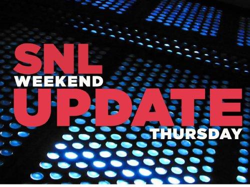 Saturday Night Live: Weekend Update Thursday: Weekend Upd...