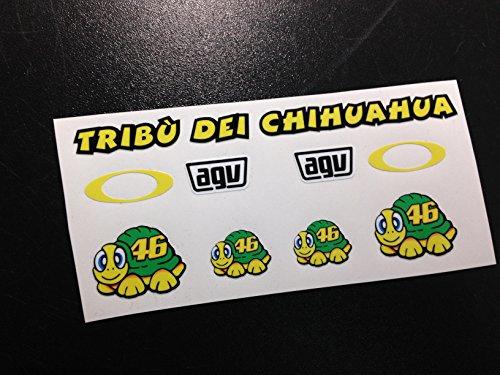 pegatinas-casco-visera-helmet-visor-rossi-eco35-stickers-aufkleber-moto-gp-vinyls-adesivi-decals-col