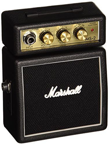 Marshall MS-2 Micro Amp Mini amplificateur 2 Watts pour Guitare