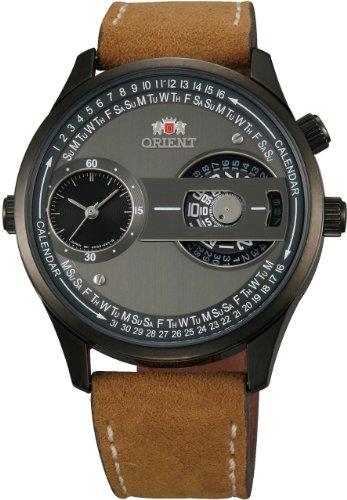 [オリエント]ORIENT 腕時計 STYLISH AND SMART スタイリッシュ アンド スマート DUAL II デュアルタイム 自動巻・クオーツ WV0061XC メンズ