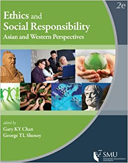 ethical perspective on social responsibility Subjects: lcsh: business ethics--developing countries  ethical perspectives  have become relevant for management strategy and have highlighted the need.