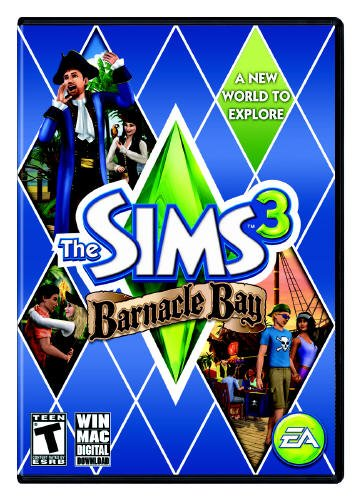 Sims 3: Barnacle Bay  - French only