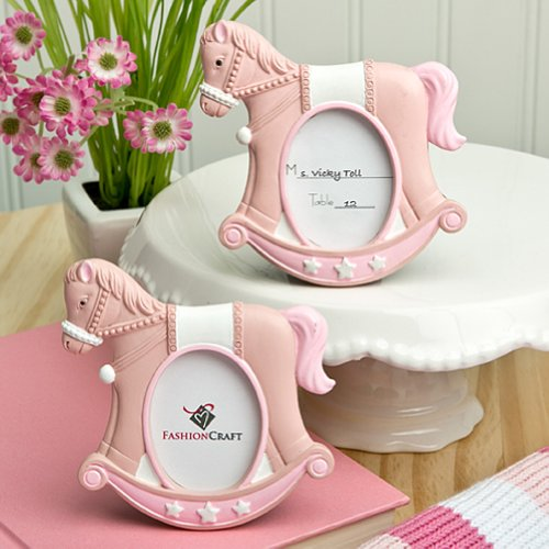 Rocking Horse Baby Shower Favors