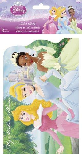Disney Princess Sticker Album
