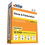 EBP Devis & Facturation DYNAMIC 12 mois 2016 + VIP