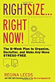 img - for Rightsize . . . Right Now!: The 8-Week Plan to Organize, Declutter, and Make Any Move Stress-Free book / textbook / text book