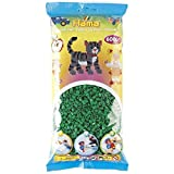 Malte Haaning Plastic A/S Hama Fuse Beads (6000-Piece, Green) (Color: Green)