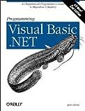Programming Visual Basic .NET, 2nd Edition (0596004389) by Jesse Liberty