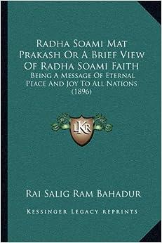 (1896): Rai Salig Ram Bahadur: 9781165758388: Amazon.com: Books