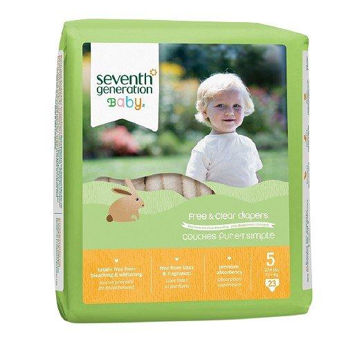 Seventh Generation Diaper Sizes front-670415
