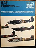 Royal Air Force (RAF) Fighters (WWII Aircraft Fact Files) (0354010905) by Green, William
