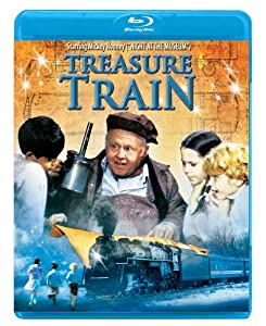 Treasure Train [Blu-ray]
