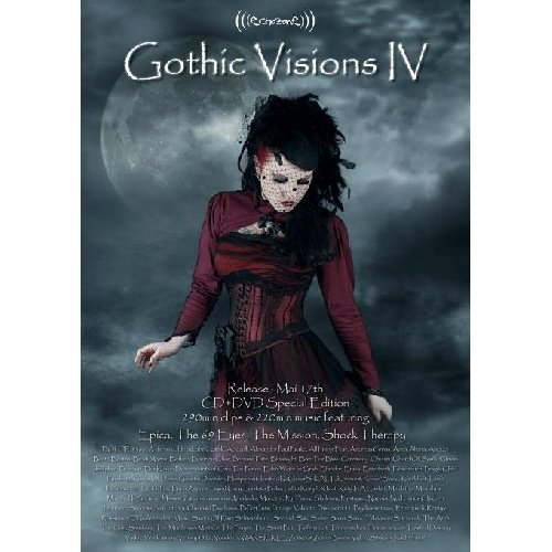 VA-Gothic Visions 4-CD-FLAC-2013-OUTERSPACE Download