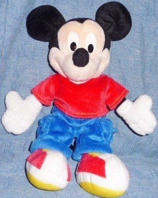 "Mickey Mouse 10"" - 1"