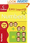 Numbers Age 3-5: Book 1 (Collins Easy...