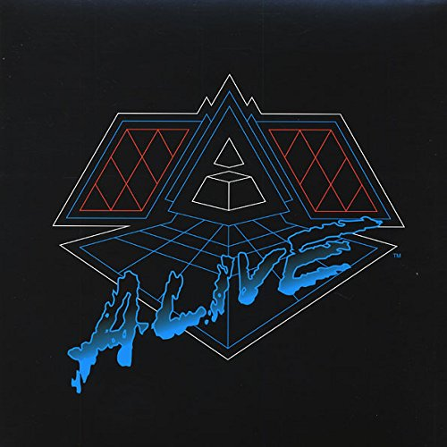 Daft Punk - Alive 2007 (2 Lp) (180 Gram Vinyl) - Zortam Music
