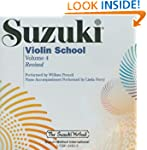 The Suzuki Violin School, Vol 4
