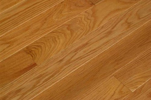 Red Oak Palomino Prefinished Solid Wood Hardwood Floor Flooring