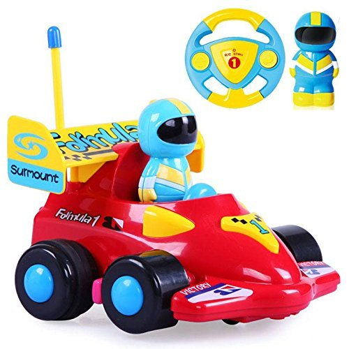 Cartoon-RC-Formula-Race-Car-Radio-Control-Toy-for-Toddlers-Assorted-Colors-by-JakMean