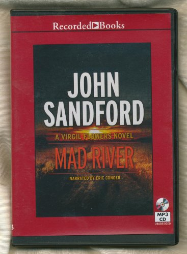 Mad River by John Sandford Unabridged MP3 CD Audiobook (Vigil Flowers Series) Picture