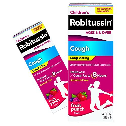 2-pack-robitussin-childrens-cough-relief-long-acting-alcohol-free-fruit-punch-flavor-4-oz-ea-by-pfiz