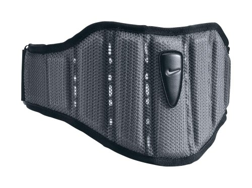 Nike Structured Training Belt (Midnight Fog/Cool Grey/Black, Small)
