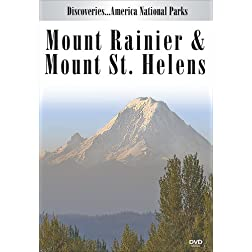 Discoveries...America National Parks: Mount Rainier & Mount St. Helens