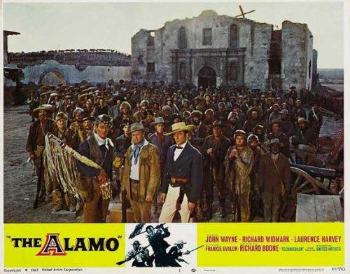 the-alamo-poster-movie-l-11-x-14-in-28cm-x-36cm-john-wayne-richard-widmark-laurence-harvey-frankie-a
