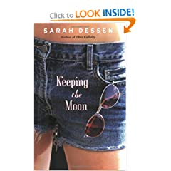 keeping the moon by sarah dessen View 8 important quotes with page numbers from keeping the moon by sarah dessen this list reflects the top quotes from the book's key chapters.