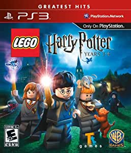 Lego Harry Potter Years 1-4 - PlayStation 3 Standard Edition