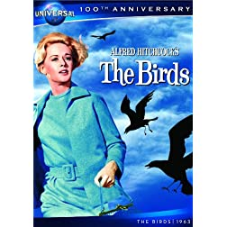 The Birds [DVD + Digital Copy] (Universal's 100th Anniversary)