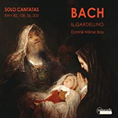 J.S. Bach: Solo Cantatas for Bass