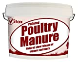 Vitax 7Kg Pelleted Poultry Manure Tub