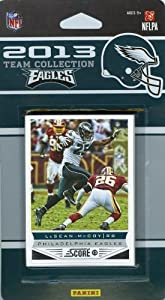 Philadelphia Eagles 2013 Score NFL Football Limited Edition Factory Sealed 10 Card... by Panini