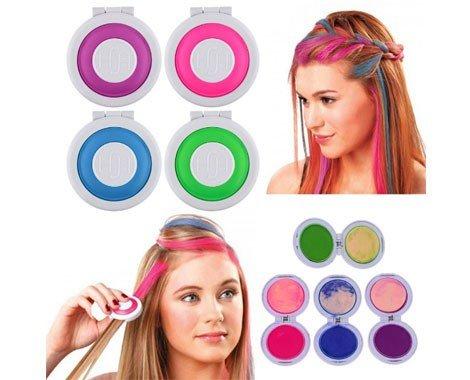 takestopr-hot-huez-colore-per-capelli-temporaneo-4-colori-fucsia-blu-verde-viola-gesso-pastello-hair