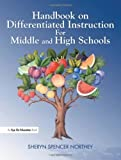 img - for Handbook on Differentiated Instruction for Middle & High Schools by Sheryn Spencer Northey (2004) Paperback book / textbook / text book
