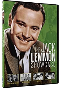 Jack Lemmon Showcase Volume 1 - 4-Movie Set - Under the Yum Yum Tree/My Sister Eileen/PHFFFT!/Luv by Mill Creek Entertainment