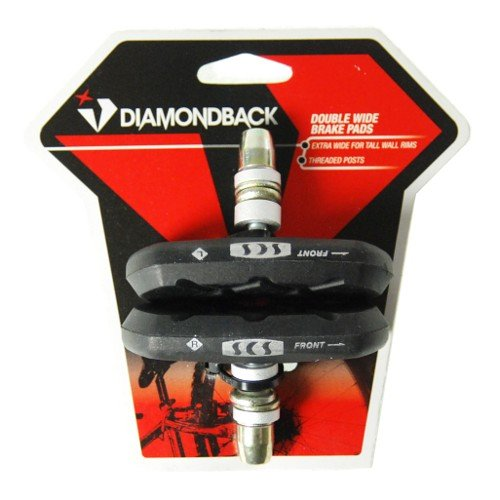 Buy Low Price Diamondback Double Wide BMX Brake Pads (B005EHPL1C)