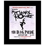 MY CHEMICAL ROMANCE - The Black Parade - Album Matted Mini Poster - 31.8x25.4cm