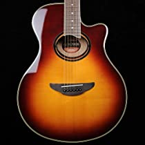 Yamaha APX700II Electro Acoustic Guitar - Brown Sunburst