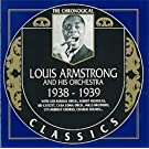 Louis Armstrong and his orchestra: 1938-1939