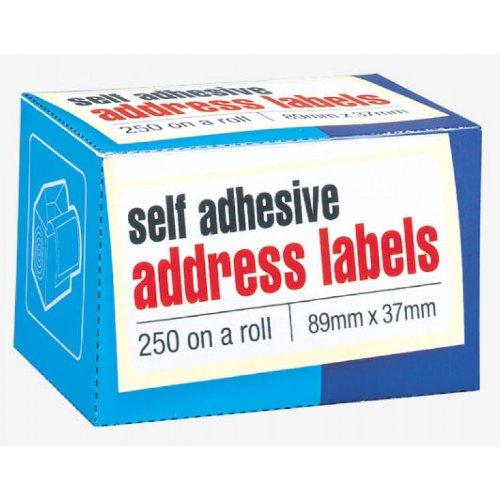 Imagen 2 de Address Label Rolls 250s