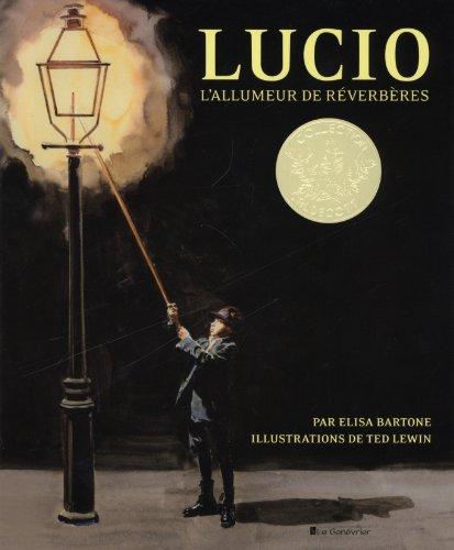 Lucio, l'allumeur de réverbères