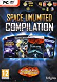 Space Unlimited Compilation - Gal Civ Ult/Sins Of Solar Emp/Star Assault (PC CD)