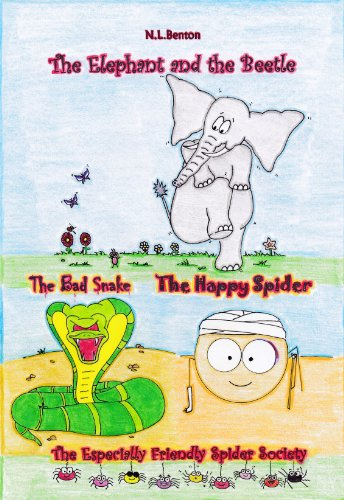 The Elephant And The Beetle; The Bad Snake; The Happy Spider; The E.F.S.S. front-122625
