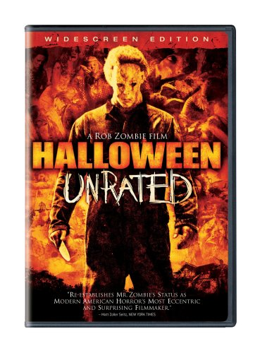 Halloween (Unrated Two-Disc Special Edition) Cover Art