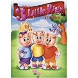 Cover art for  The 3 Little Pigs - The Movie