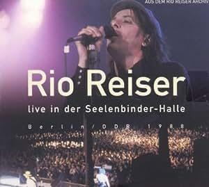 Rio Reiser - Live in der Seelenbinderhalle / Berlin (DDR), 1988
