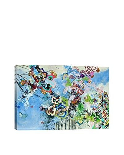 Lia Porto Gallery Esos Huecos También Fueron Nuestros Nidos Canvas Print